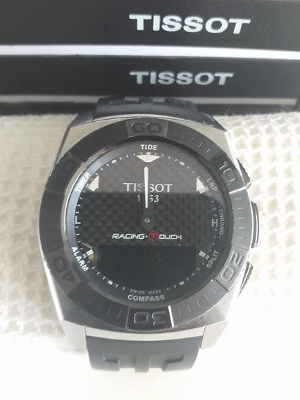Relógio Tissot Touch Racing Edição Tony Parker