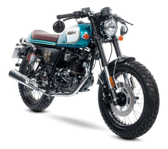 Motocicleta Cafe Racer Carabela Dirty Jack Modelo 2020