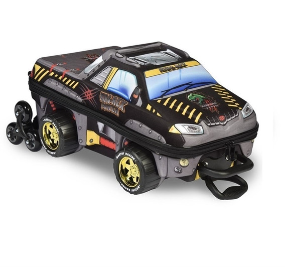 Mochilete 3d Pickup King Rex - Maxtoy