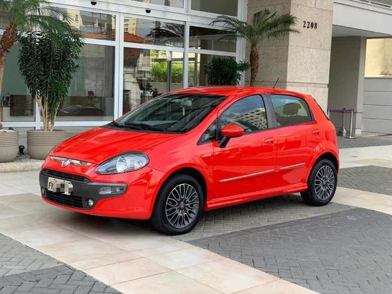 Fiat Punto 2014 1.8 16v Sporting Flex Dualogic 5p
