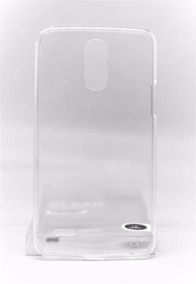 Funda LG Stylus 3 Mercury Goospery Transparente Jelly Case