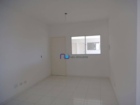 Apartamento Residencial À Venda, Vila Ramos, São Paulo. - Ap2330