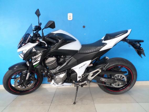 Z 800 Preta 2013 Muito Nova !!! Segundo Dono !!! Zerada