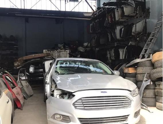 Ford Fusion 2015 Turbo 2.0 En Partes Desarme Refacciones