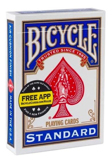 Cartas De Magia Y Poker Marca Bicycle
