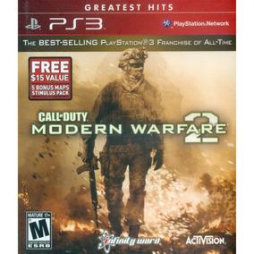 Call Of Duty Modern Warfare 2 Ps3 Mídia Física Lacrado