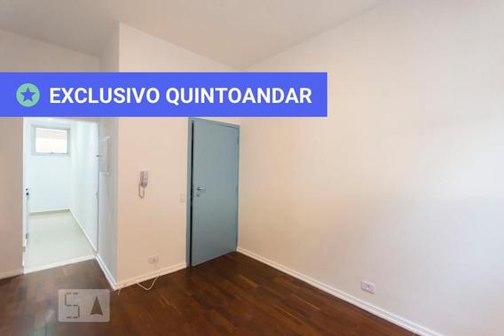Apartamento No Térreo Com 1 Dormitório - Id: 892960364 - 260364
