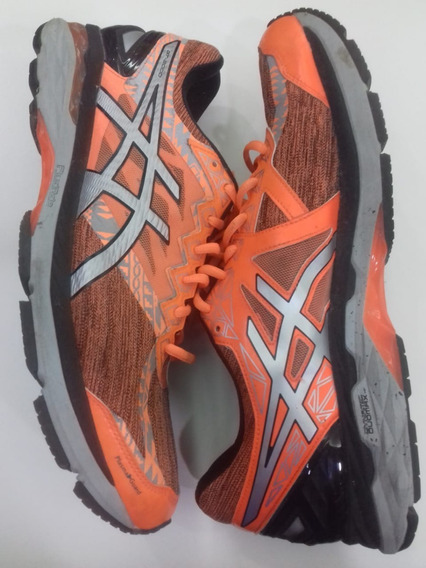 Tênis Asics Gt-2000 4 Laranja Nº 47