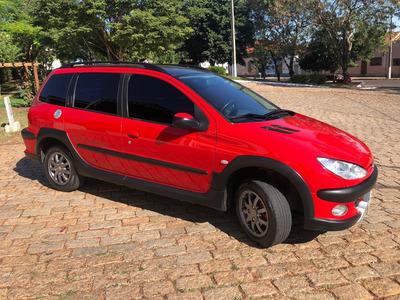Vendo Peugeot 206 Escapade 2008 1.6 Flex - Linda!!