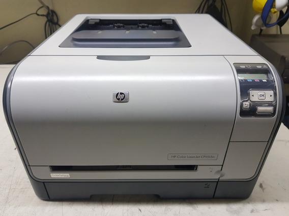 Impressora Laser Colorida Hp Color Laserjet Cp1515n