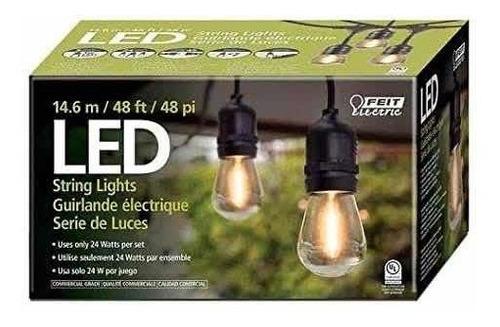 Imagen 1 de 4 de Serie De Luces Led Feit Electric
