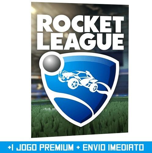 Rocket League + 1 Jogo Premium Steam - Envio Imediato Pc