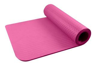 Redlemon Yoga Mat Tapete Para Ejercicio En Casa Portátil
