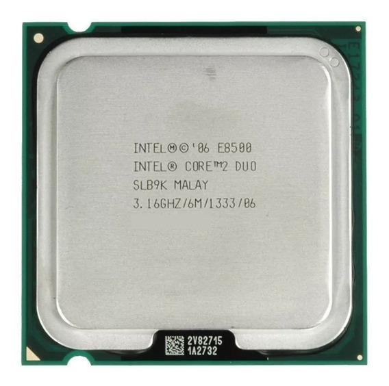 Processador Core 2 Duo E8500 3.16ghz