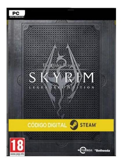 The Elder Scrolls V: Skyrim Legendary Edition Pc Steam Key