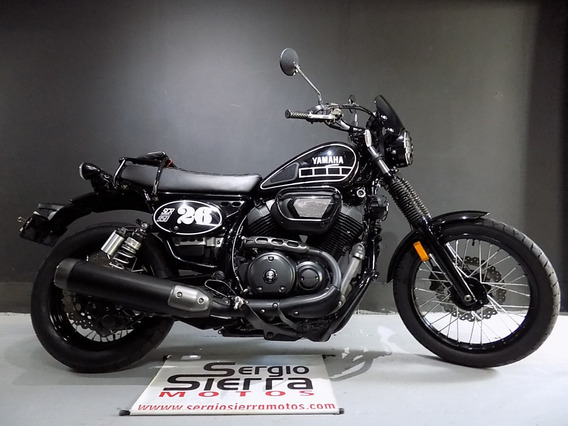 Yamaha Scr950 Negra 2017