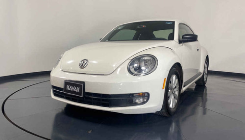 Imagen 1 de 15 de 45049 - Volkswagen Beetle 2013 Con Garantía Mt