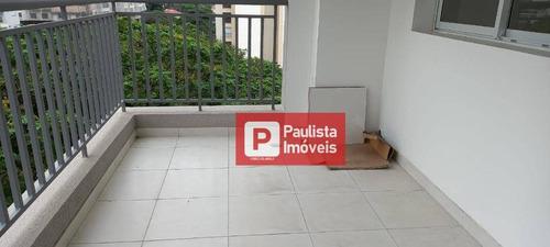 Apartamento Com 2 Dormitórios Para Alugar, 65 M² Por R$ 2.500,01/mês - Jardim Prudência - São Paulo/sp - Ap31505