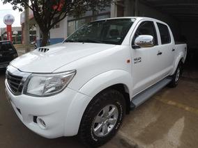 Toyota Hilux 3.0 Std 4x4 Cd 16v Turbo Intercooler Diesel 4p