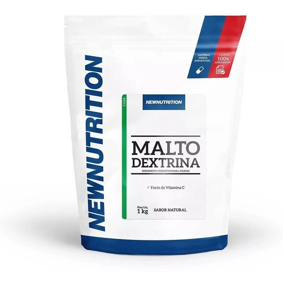 Maltodextrina Newnutrition 1kg Natural