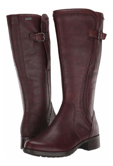 Botas Rodillas Mujer Rockport Copley Tall Water E-7299
