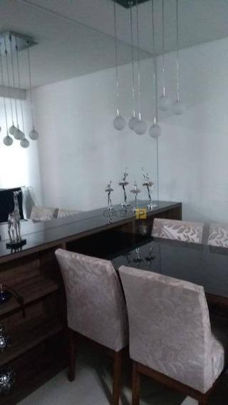 Apartamento Residencial À Venda, Chácara Letônia, Americana. - Ap0240