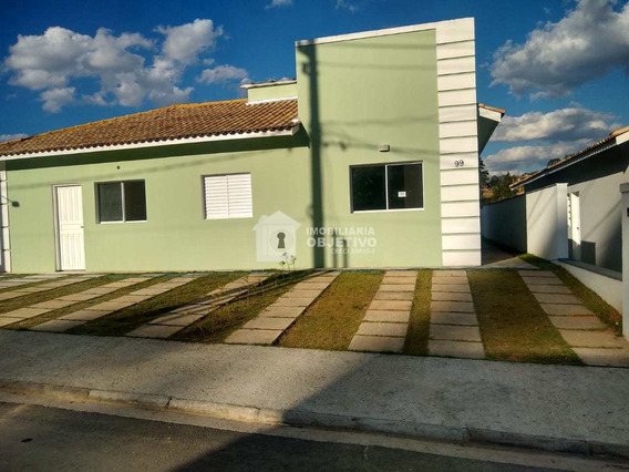 Casa De Condomínio Com 2 Dorms, Centreville, Cotia - R$ 190 Mil, Cod: 3065 - V3065