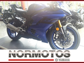 Yamaha Yzf- R6 R6 En Stock Normotos Tigre 47499220