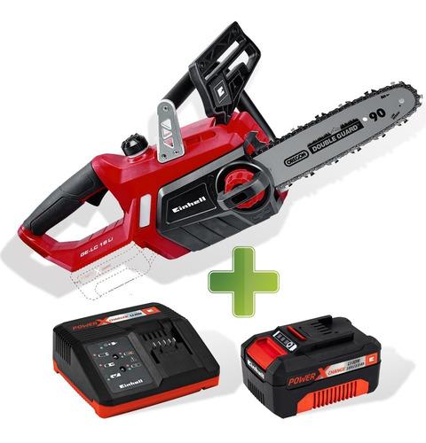 Motosierra Electrosierra Inalambrica Kit Bateria 18v Grande