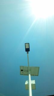 Lampara Led Solar Fabricantes 30w, 40w, 50w, 60w, 70w, 80w