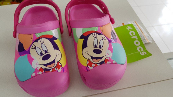 Crocs Minnie Creative Party Pink N30/31