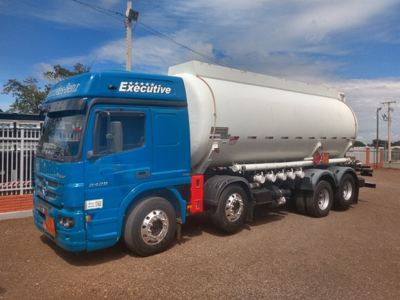 2429 Bi-truck , Leito E Ar, Com Tanque
