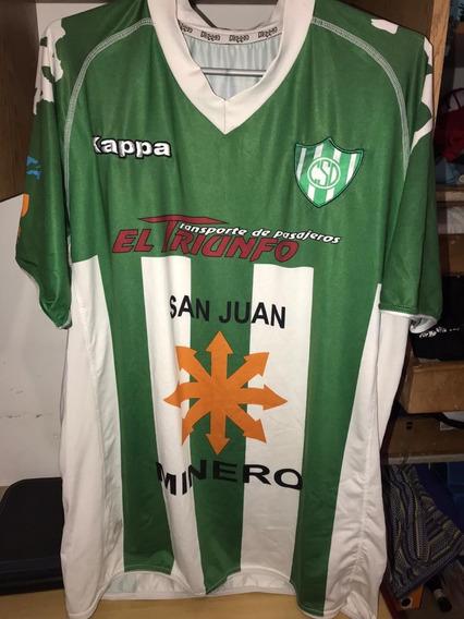 Camiseta Club Sportivo Desamparados Kappa Titular