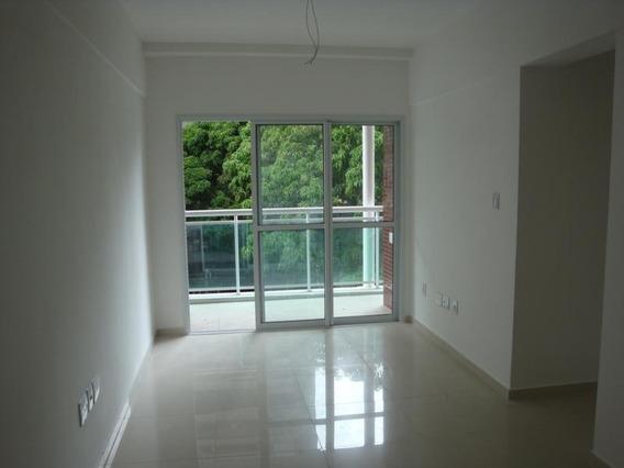 Apartamento Para Venda Em Belém, Nazaré, 2 Dormitórios, 1 Suíte, 2 Banheiros, 1 Vaga - V4411