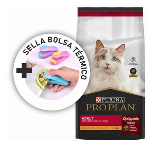Imagen 1 de 3 de Pro Plan Purina Gatos Adultos 7,5k + Regalos Y Envío Gratis*