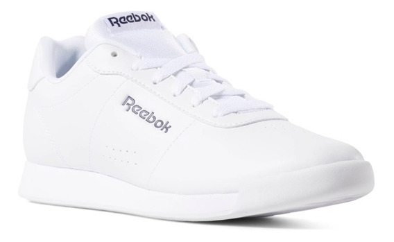 Zapatillas Reebok Royal Charm Moda Uso Diario Mujer Blanca