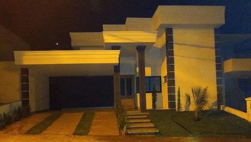 Casa Com 3 Dormitórios À Venda, 190 M² Por R$ 980.000,00 - Quinta Do Lago Residence - São José Do Rio Preto/sp - Ca8504