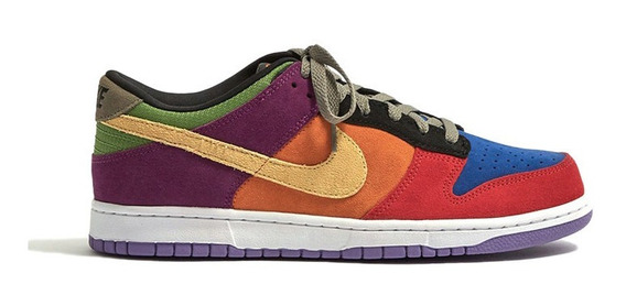 Tenis Nike Dunk Low Viotech 2019 Skate Jordan Force