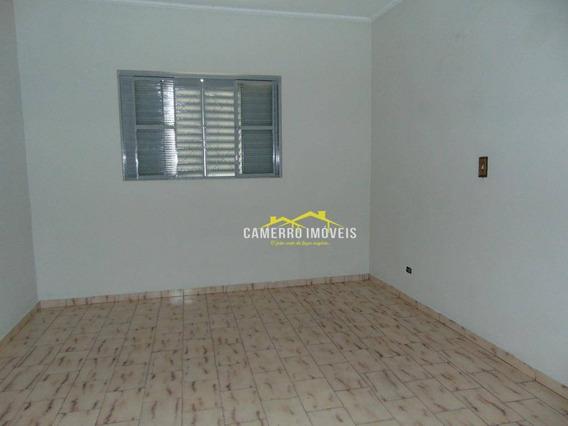 Casa Com 3 Dormitórios Para Alugar, Por R$ 1.200/mês - Vila Mollon Iv - Santa Bárbara D
