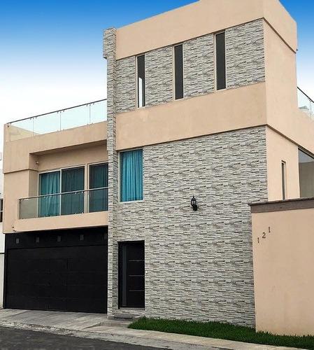Casa En Venta En Ex Hacienda El Rosario - Juárez, N.l.