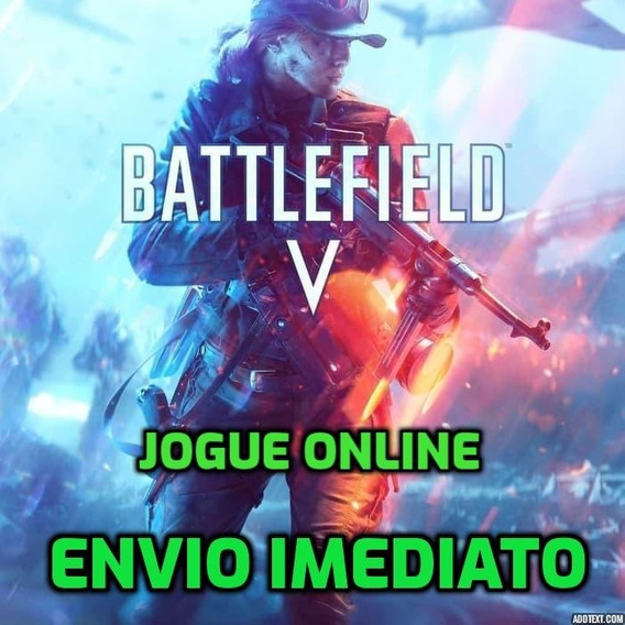 Battlefield V Pc - Completo E Online - Bfv Pc - Origin