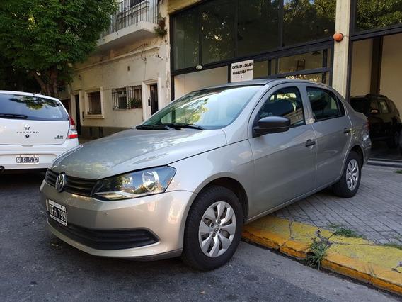 Volkswagen Voyage Con Gnc De 5ta Impecable Estado