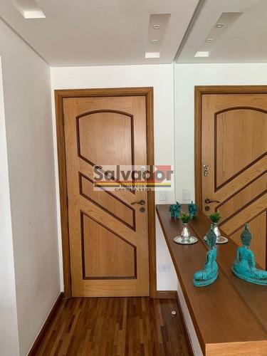 Apartamento - Vila Gumercindo - Rua Almeida Góis - São Paulo - 8681