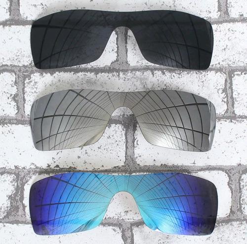 Imagen 1 de 7 de Repuesto Lunas Para Oakley / Ray Ban Lentes De Sol Espejados