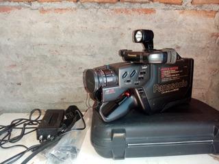 Cámara Vintage Panasonic Omni Movie Vhs Hq