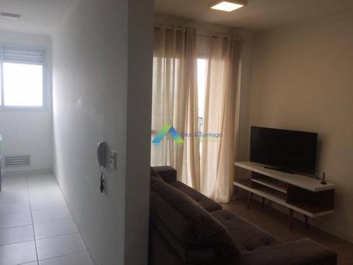 Apartamento Com 2 Dormitórios À Venda, 53 M² Por R$ 521.000,00 - Ipiranga - São Paulo/sp - Ap4340