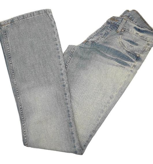 Pantalón Jean Mujer Moda Talle Chico Cuesta Blanca Pa9918