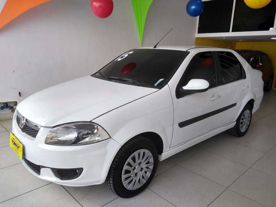 Fiat Siena - 1.4 - 2015 - Branco