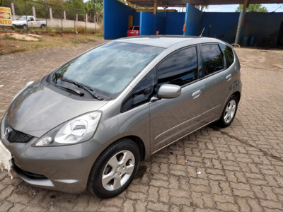 Honda Fit 1.4 Lx 2009 163 Mil Km, Manual Chave Reserva, Top