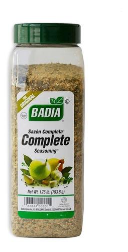 Sazonador Completo Badia Condimento Origi - g a $53